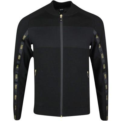 BOSS Golf Jacket - Zady Gold - Black SP21