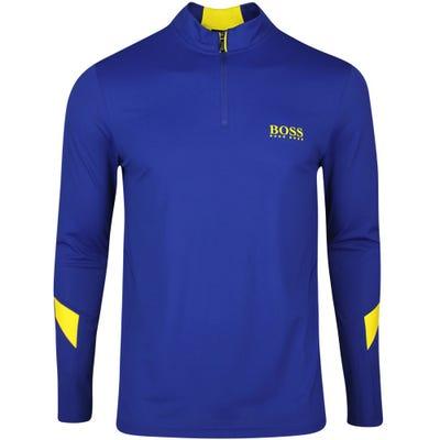 BOSS Golf Pullover - Piraq - Sodalite Blue SP21