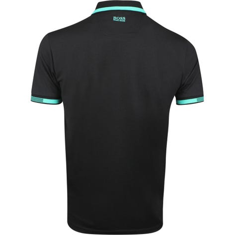 BOSS Golf Shirt - The Open Paddy Pro - Black 2019