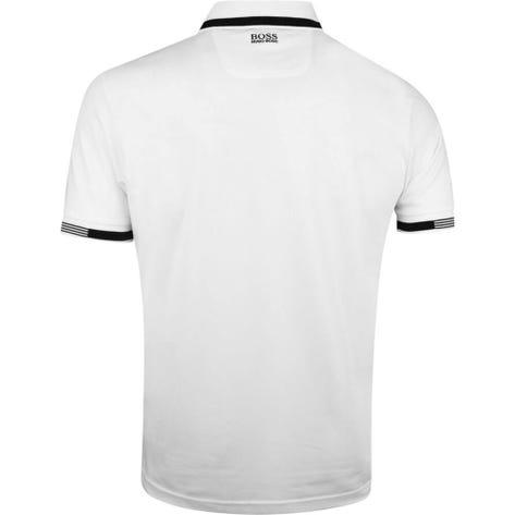 BOSS Golf Shirt - The Open Paddy Pro - Training White 2019