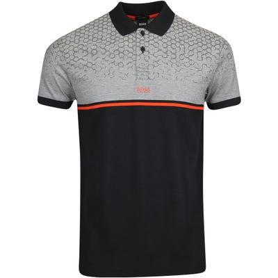 BOSS Golf Shirt - Paddy 7 Regular - Black FA21