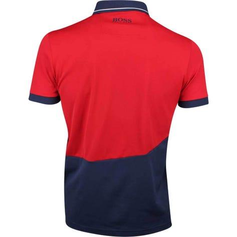 BOSS Golf Shirt - Paddy MK 2 - Tango Red SP19