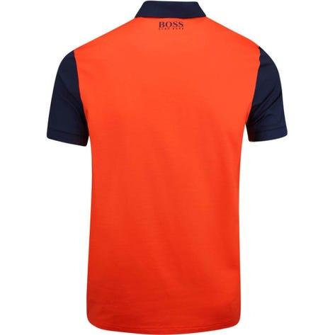 BOSS Golf Shirt - Paddy MK - Nightwatch FA19