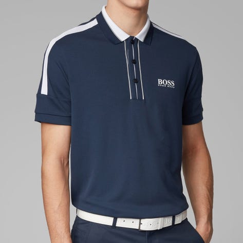 BOSS Golf Shirt - Paddy MK - Nightwatch SP20