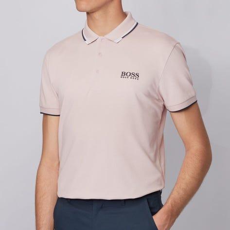 BOSS Golf Shirt - Paddy Pro - Burnished Lilac PF20