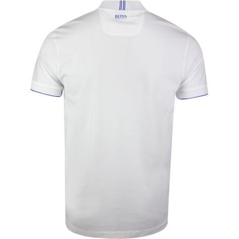 BOSS Golf Shirt - Pariq - Training White SP20