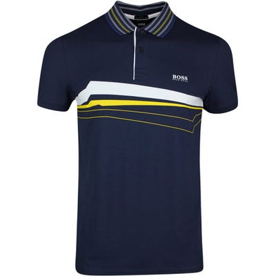 BOSS Golf Shirt - Paule 8 - Nightwatch SP21