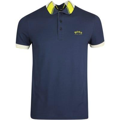 BOSS Golf Shirt - Paule Slim - Nightwatch FA21