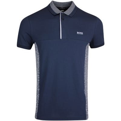 BOSS Golf Shirt - Paule 6 Slim - Nightwatch FA21