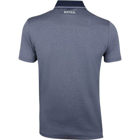 BOSS Golf Shirt - Paule Pro 1 - Nightwatch Melange PF19
