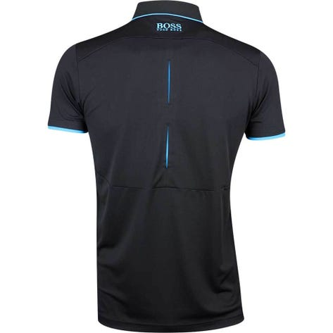 BOSS Golf Shirt - Paule Pro 1 - Black SP19