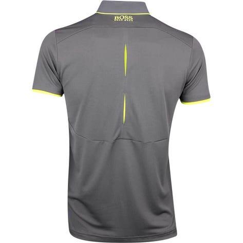 BOSS Golf Shirt - Paule Pro 1 - Grege SP19