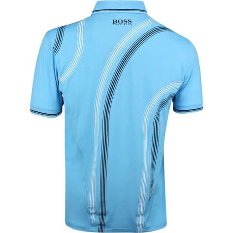 BOSS Golf Shirt - Paule Pro 2 - Aquarius PS19