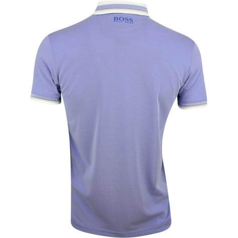 BOSS Golf Shirt - Paule Pro 4 - Light Blue PF19