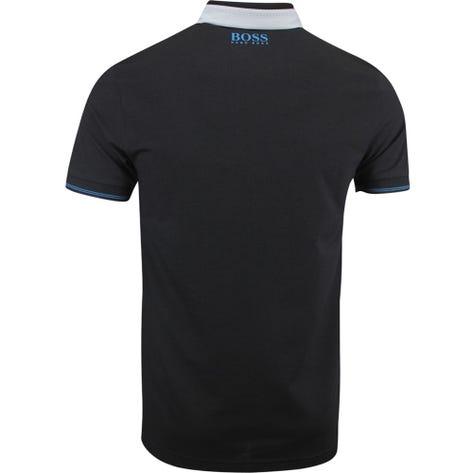 BOSS Golf Shirt - Paule Pro - Black FA19