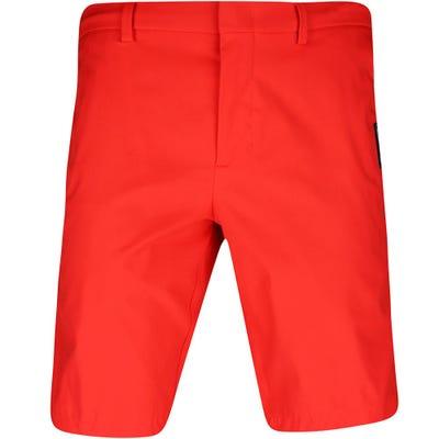 BOSS Golf Shorts - Litt Tech - Fiery Red SP21