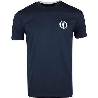 BOSS Golf T-Shirt - The Open Tee - Nightwatch 2021