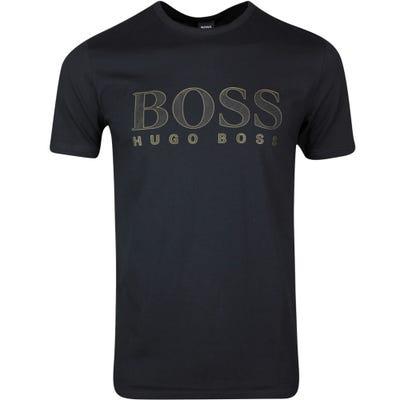 BOSS Golf T-Shirt - Tee Gold 3 - Black SP21