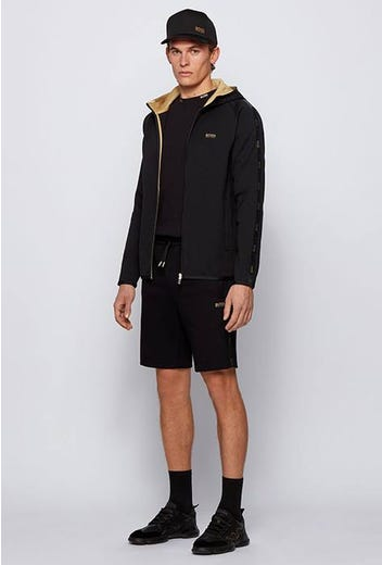 BOSS Golf - Gold Logo Outfit - Spring 2021