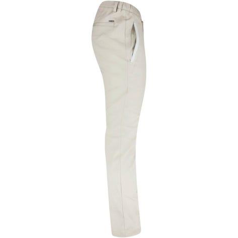 BOSS Golf Trousers - Rogan 4-1 Tech Chino - Almond Milk FA21