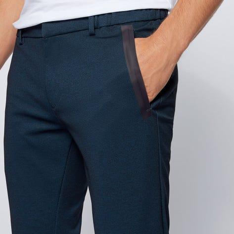 BOSS Golf Trousers - Rogan 4-DS Chino - Nightwatch FA21