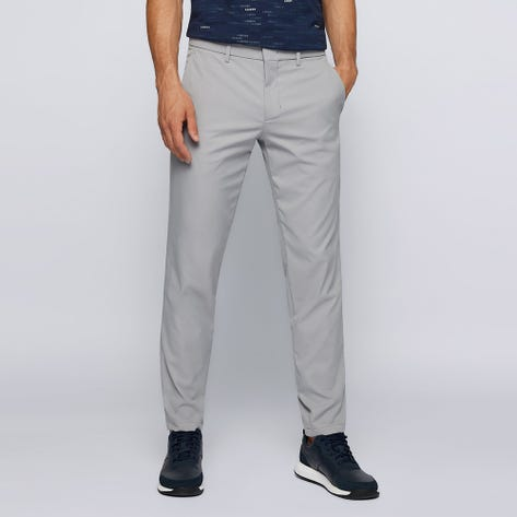 BOSS Golf Trousers - Spectre Tech Slim - Griffin Grey FA21