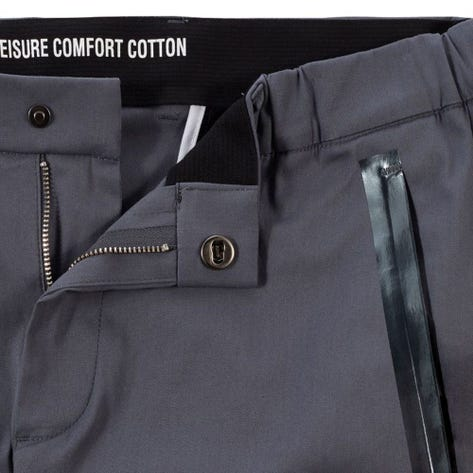 BOSS Golf Trousers - Rogan 4-1 Tech Chino - Turbulence Grey PS21