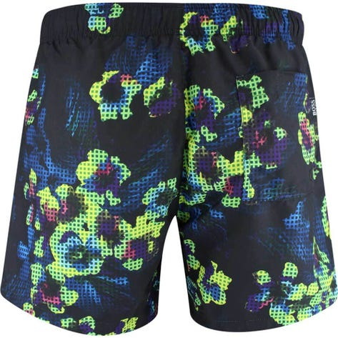 BOSS Swim Shorts - Frogfish - Green Floral SP19