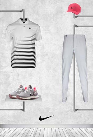 Brooks Koepka - Masters Friday - Pink Nike Golf Cap 2021