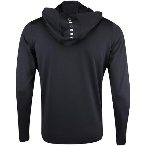 Castore Golf Jacket - Performance FZ Hoodie - Black AW21