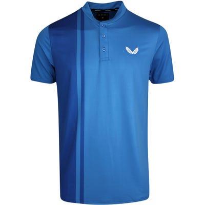 Castore Golf Shirt - Performance Blade Polo - Blue SU21