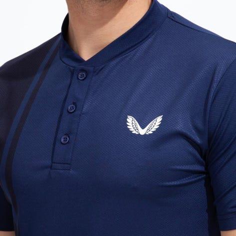 Castore Golf Shirt - Performance Blade Polo - Navy SU21