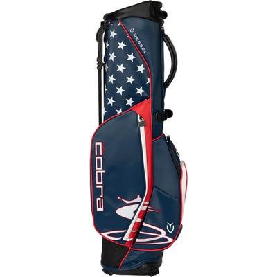 Cobra PUMA Golf Bag - Vessel VLX Stand - US Open LE SS21
