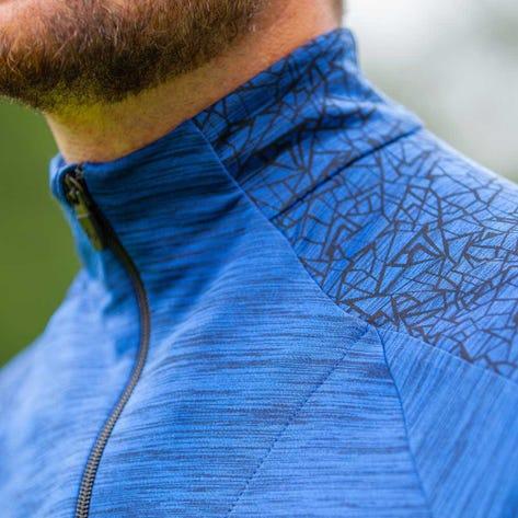 Galvin Green Golf Jacket - Declan Insula - Surf Blue SS20
