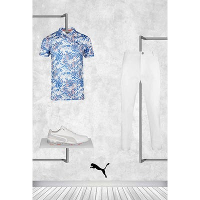 Emiliano Grillo - PUMA Golf Shirt - Sony Open Hawaii 2021