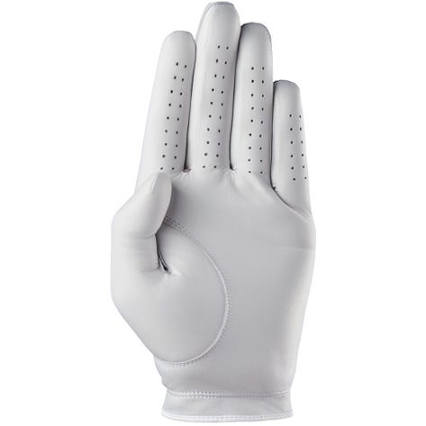 G/FORE Golf Glove - Essential Patch - Snow 2021