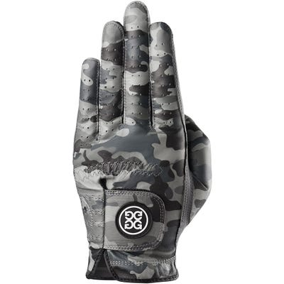 G/FORE Golf Glove - Delta Force Camo - Charcoal 2021
