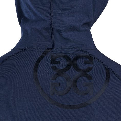 G/FORE Golf Pullover - Luxe Staple Hoodie - Twilight FA21