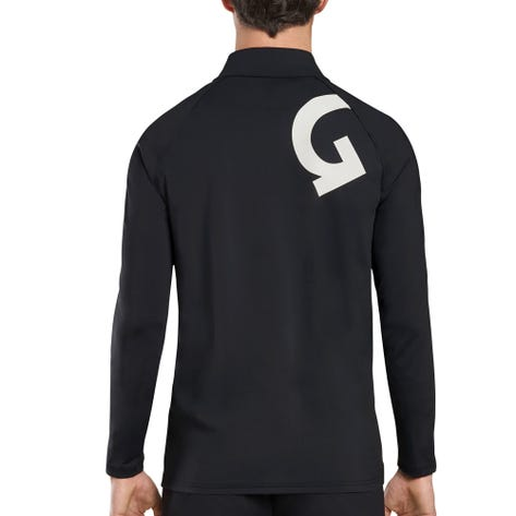 G/FORE Golf Pullover - Sideline Mid - Onyx FA21