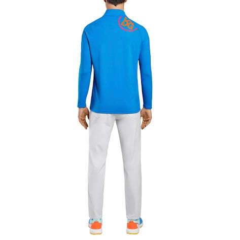 G/FORE Golf Pullover - Sideline Mid - Racer Blue FA21