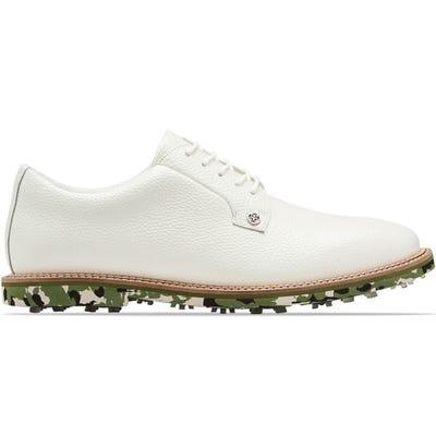 G/FORE Golf Shoes - Camo Gallivanter - Snow - Olive 2021