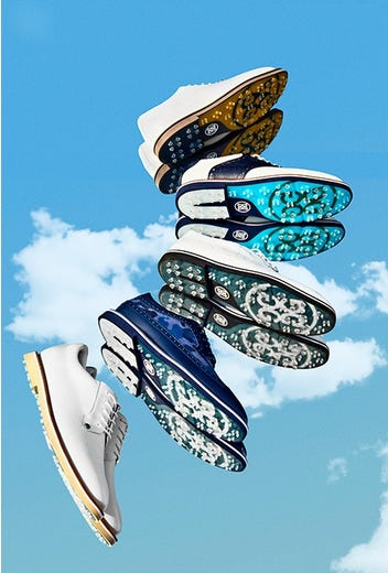 G/FORE - Gallivanter Golf Shoes - Campaign SS21