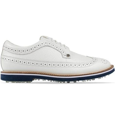G/FORE Golf Shoes - Longwing Gallivanter - Snow - Patriot 2019