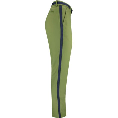 G/FORE Golf Trousers - Tech Tux Pant - Olive SS19