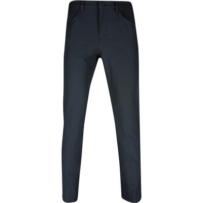 G/FORE Golf Trousers - Tour 5 Pocket Pant - Onyx SS21