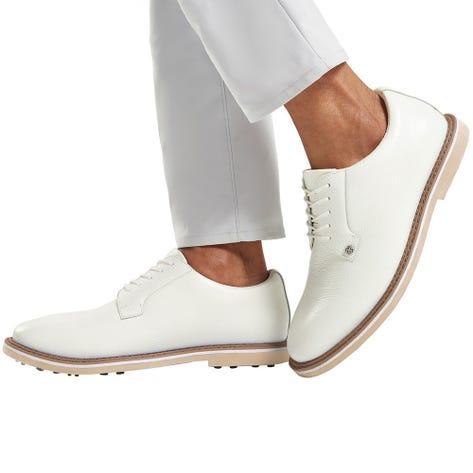 G/FORE Golf Shoes - Seasonal Gallivanter - Snow - Khaki 2021