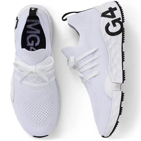 G/FORE Golf Shoes - MG4.1 Knit - Snow 2021