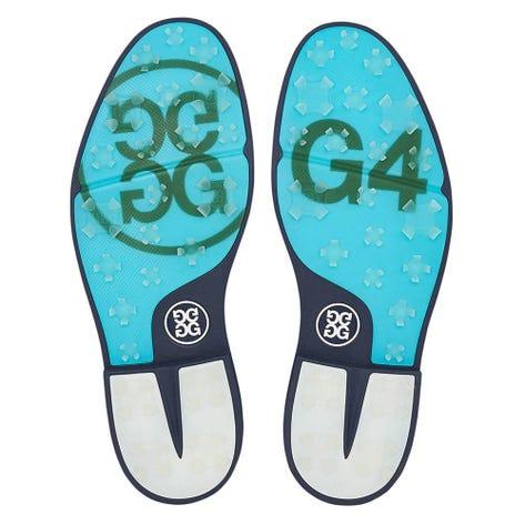 G/FORE Golf Shoes - Saddle Gallivanter - Snow - Twilight 2021