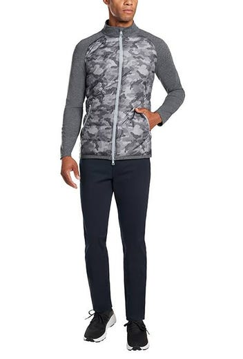 G/FORE - Camouflage Quilted Golf Jacket - Campaign SS21