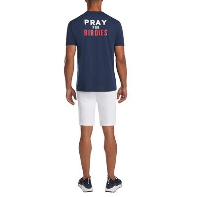 G/FORE - Pray For Birdies Tee Shirt - Campaign SS21